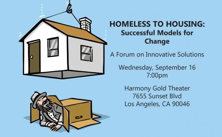 homelesstohousingimagevecto