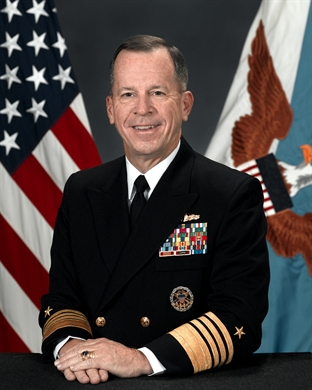 Admiral Mike Mullen, Chairman of the Joint Chiefs of Staff, will be the Grand Marshall of the Parade