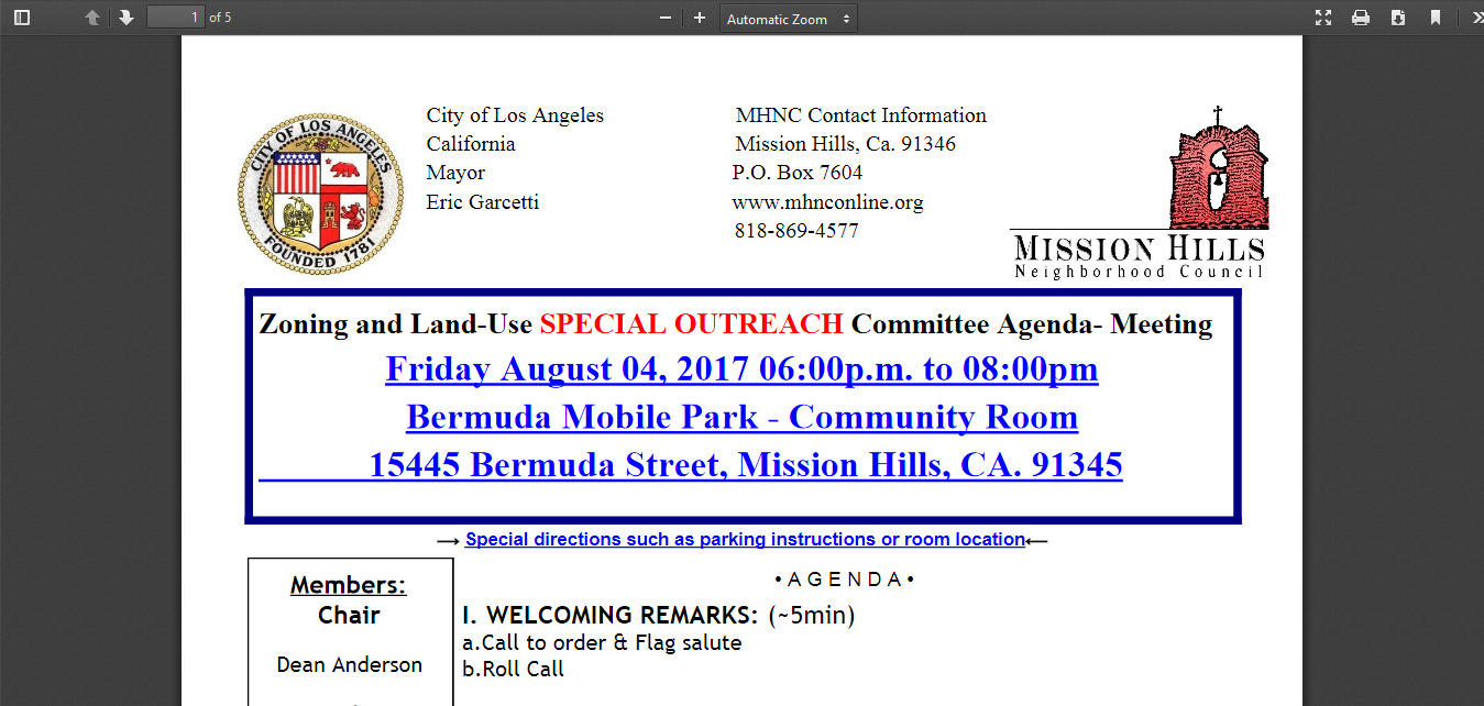 MHNC ZLU Special Committee Agenda for 08 04 17 1.pdf