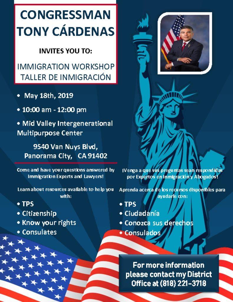Immigration Workshop