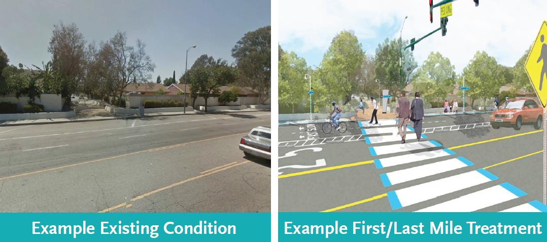 East San Fernando Valley Light Rail Project Considers