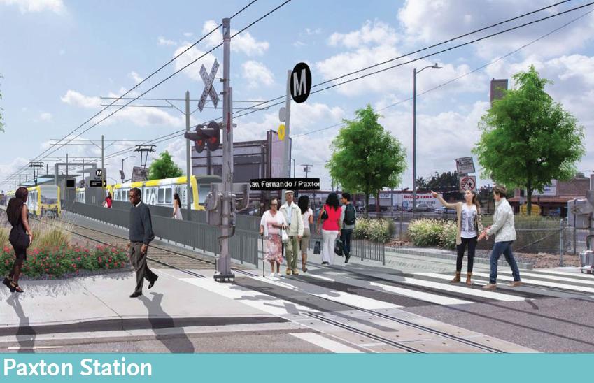 Paxton Station Plan