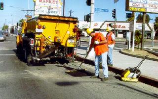 Pothole Truck