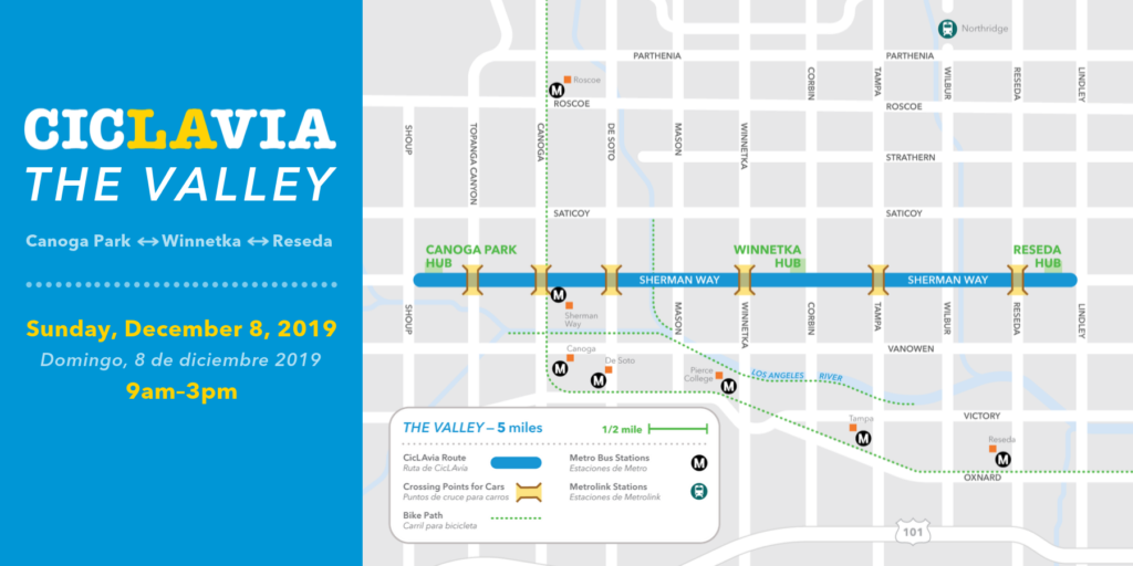 CicLAvia the Valley