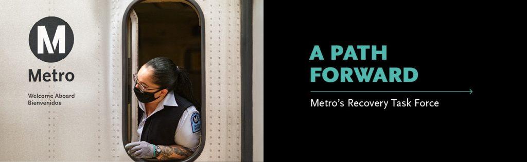 metro path forward