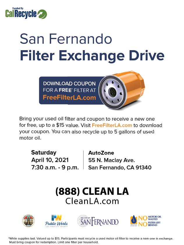 filter exchange
