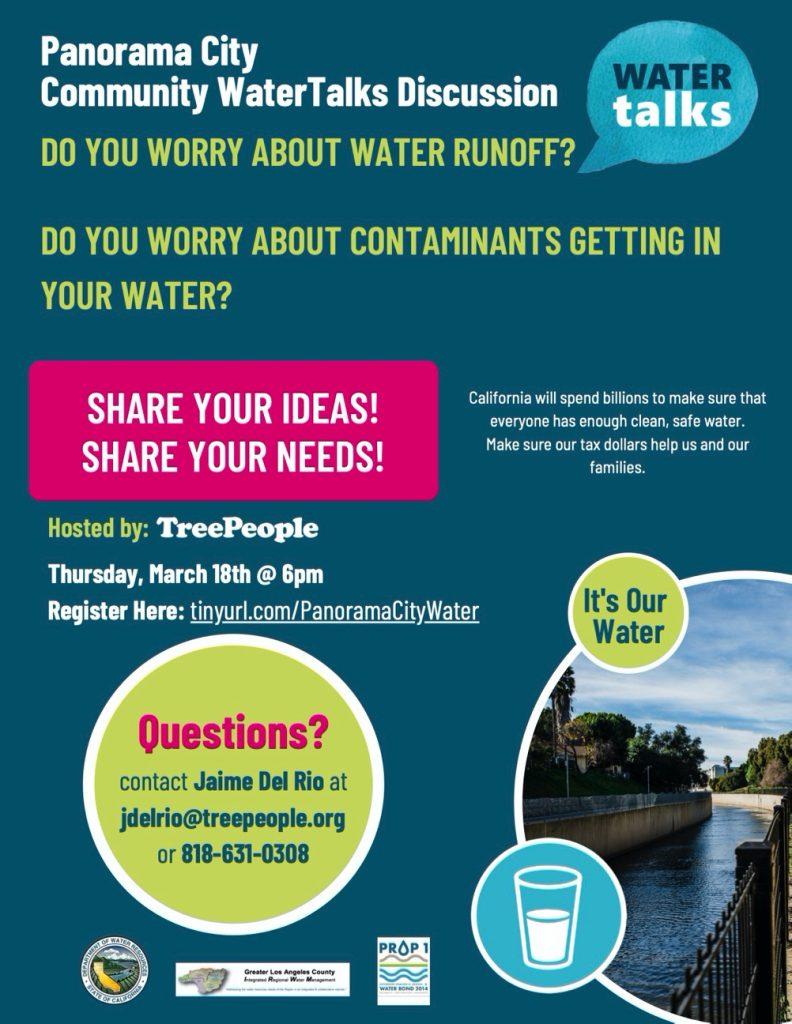 Water Talks