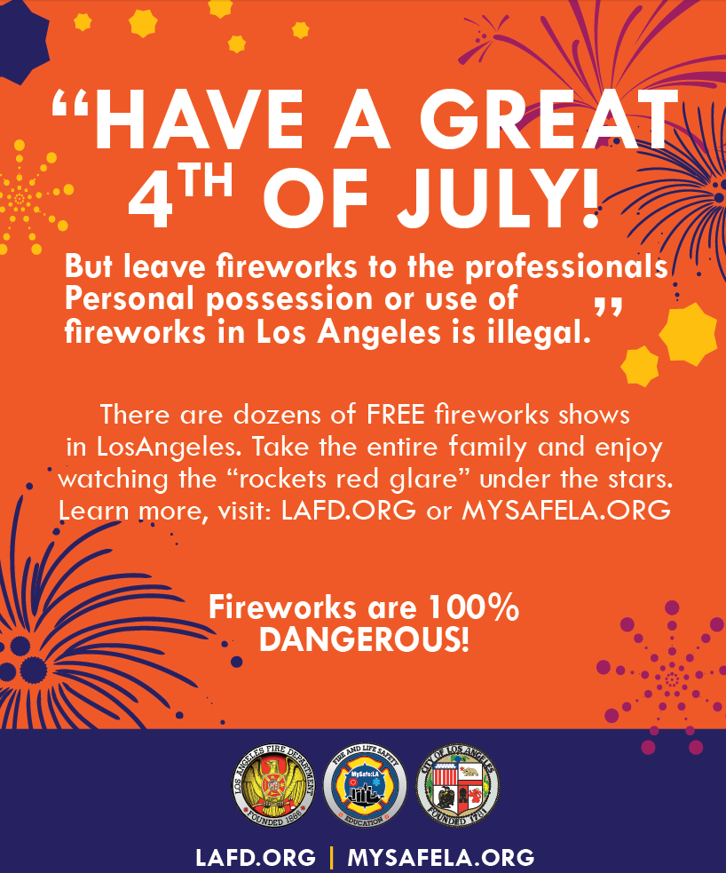 have a safe 4th