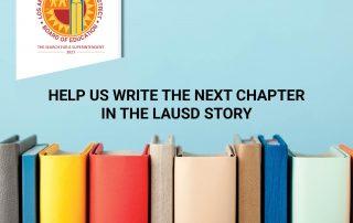 LAUSD superintendent survey